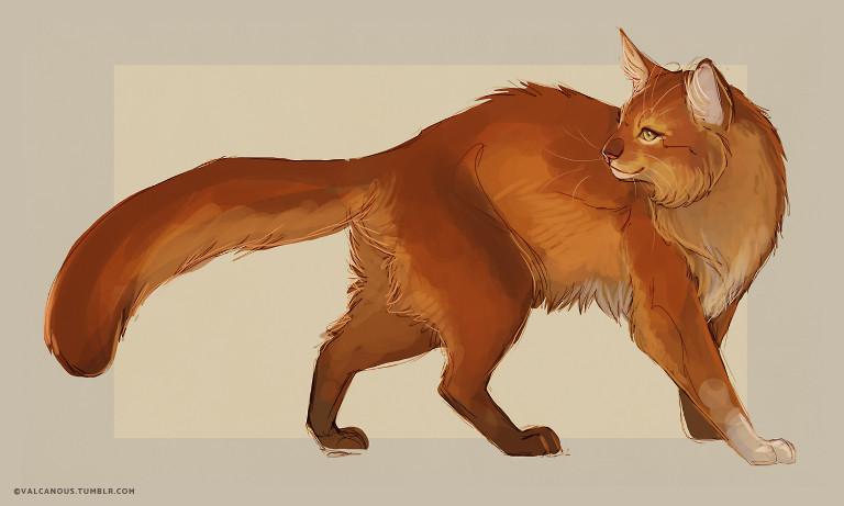 Our Favorite Squirrelflight Artwork Warrior Cats