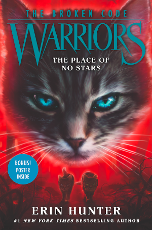 Exclusive Title And Cover Reveal The Broken Code 5 Warrior Cats